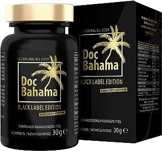 Doc Bahama Next Day After Party Kapseln, Black Label Edition, das Original seit 2011 mit optimierter Formel, 60 Kapseln
