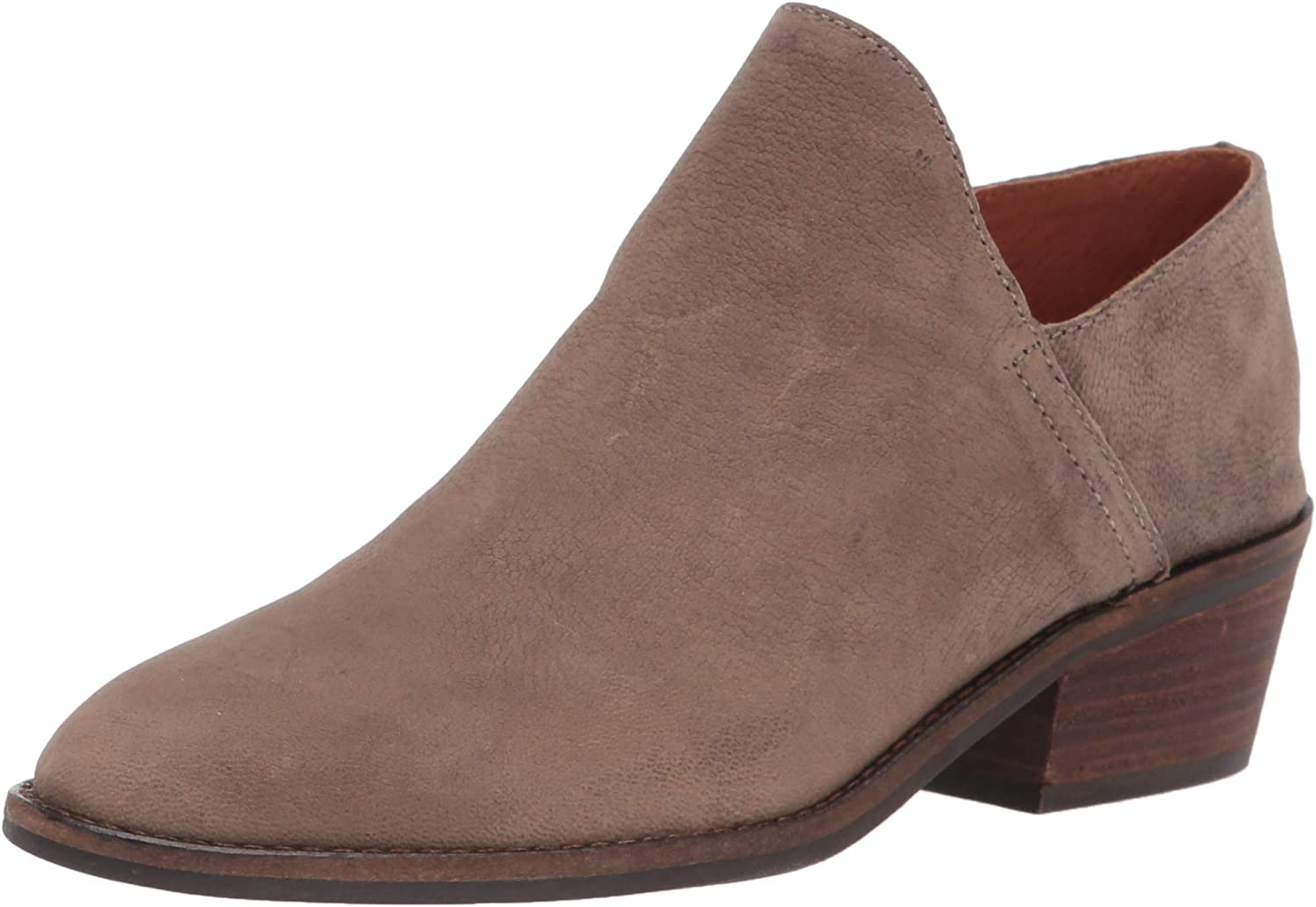 Lucky Brand Max 89% OFF Women's Fausst Boot Ankle Seattle Mall