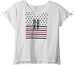 Roxy Kids Simple Touch Tee (Big Kids)