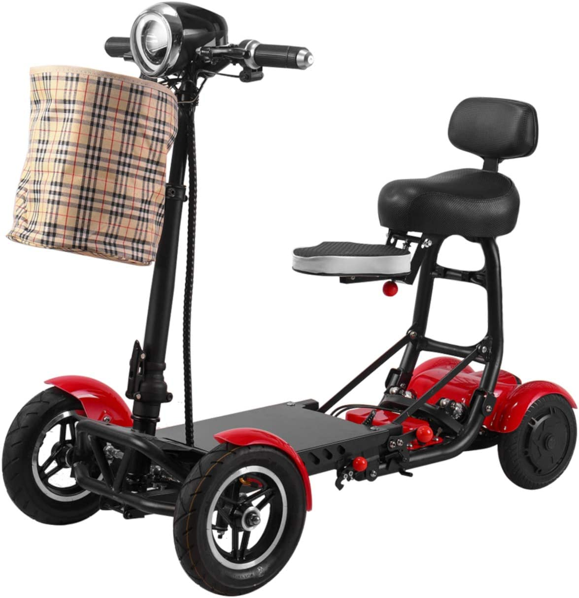 Dragon low-pricing Mobile Foldable Lightweight Power Scooters El Easy Travel 4 years warranty