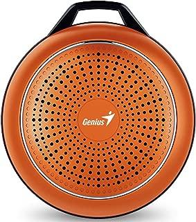 Genius SP-906BT Plus Speaker for Mobile Phones - Flame Orange