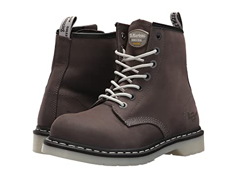 Dr. Martens Work Maple Steel Toe 7-Eye Boot at Zappos.com 7792b678f
