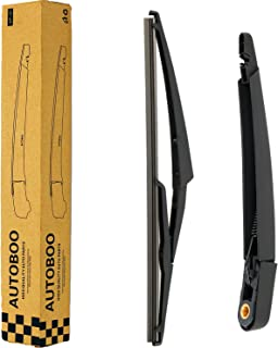 Rear Windshield Back Wiper Blade with Arm For Mercedes-Benz ML-class(350) GL-Class 2007-2015 X164 / 2012-2017 X166,Blade:12
