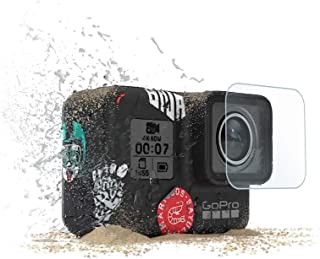 Clarifii Hydrophobic Screen Protector for GoPro Hero 5,6,7. Prevent Water Drops Ruining Footage. Protect Against Scratches and Fogging. Hydrophobic Protector for Go Pro Hero Lens By Clarifii
