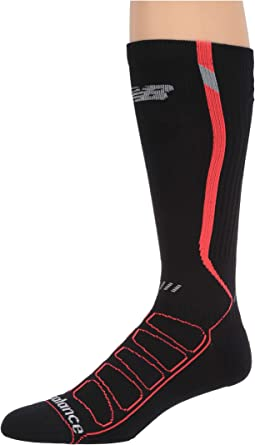 31f70a474bfed Men's New Balance Socks + FREE SHIPPING | Clothing | Zappos.com