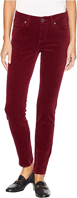 Diana Skinny Jeans in Pomegranate