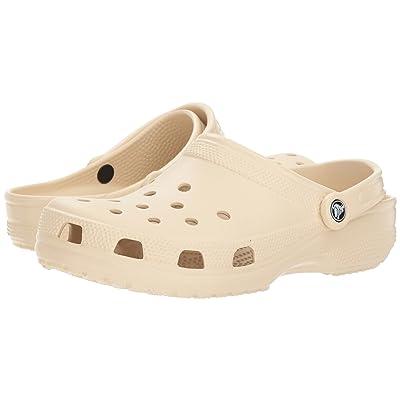 Crocs Classic Clog (Winter White) Clog Shoes