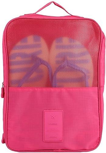 Fabric Shoe Bag Multicolored Bb 1235
