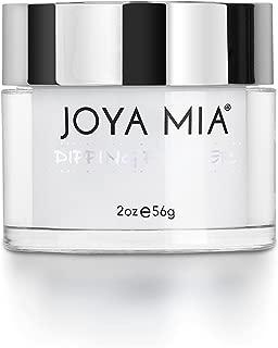 Joya Mia Professional Dipping Powder Nail art long lasting simply apply easy soak off 2oz jar (JMDP-CLEAR)