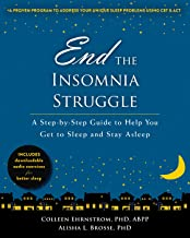 End the Insomnia Struggle: A Step-by-Step Guide to Help You Get to Sleep and Stay Asleep best Sleep Books