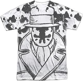 Rorschach Sublimation Adult White T-Shirt