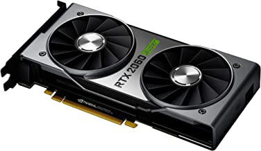 Nvidia Geforce RTX 2060 Super Founders Edition Graphics Card (Renewed)