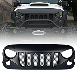 hummer h3 mean grill