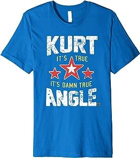 Kurt Angle Fight Style Premium T-Shirt