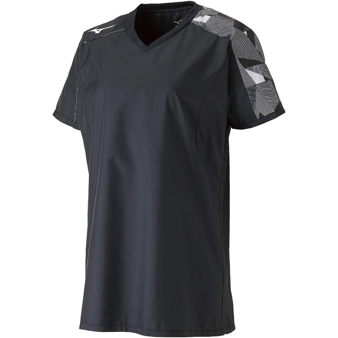 はっきりしないトラフィック放置[Mizuno] バレーボールウエア ブレーカーシャツ(半袖) V2ME8701 レディース