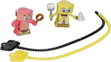 VS Rip-Spin Warriors Spongebob vs Patrick 2 Pack