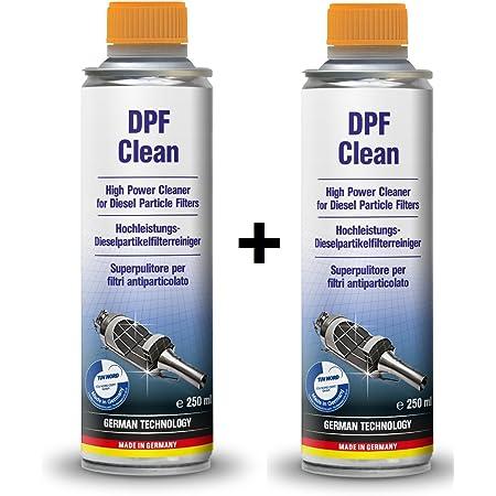 Bluechem France Nettoyant FAP (Filtre à Particules Diesel curatif) 500 ML - Certifié TÜV