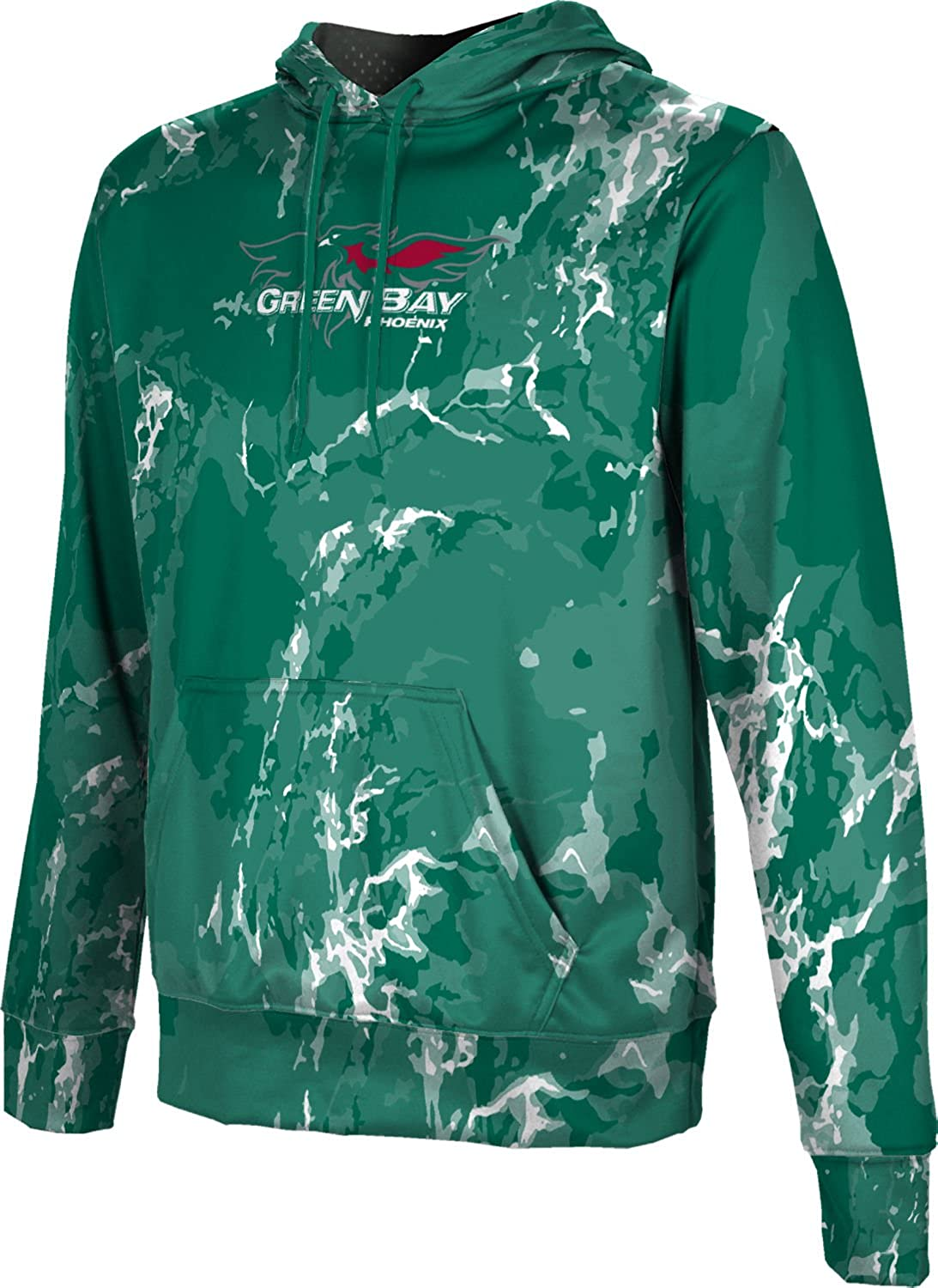 University Great interest of Wisconsin Green Bay Hoodie Directly managed store Pullover School Boys'