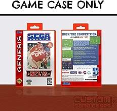 Sega Genesis NFL '95 - Case