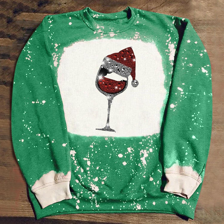 Mama Sweatshirt, Womens Casual Long Sleeve Hoodies Pullover Sweatshirt Cute Christmas Print Tops