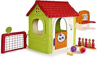 FEBER- Activity House 6in1, Casa Infantil a Partir de 3 añ