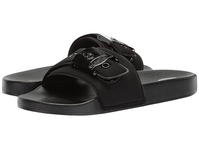White Size 8 Women/'s Dr Scholls OG Poolslide Slide Sandals