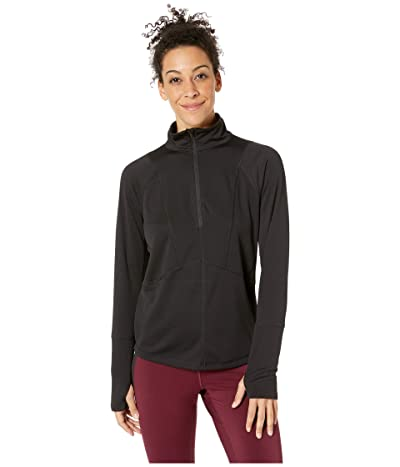 The North Face Ambition 1/4 Zip (TNF Black) Women