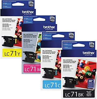 Brother MFC-J825DW Standard Yield Ink Cartridge Set