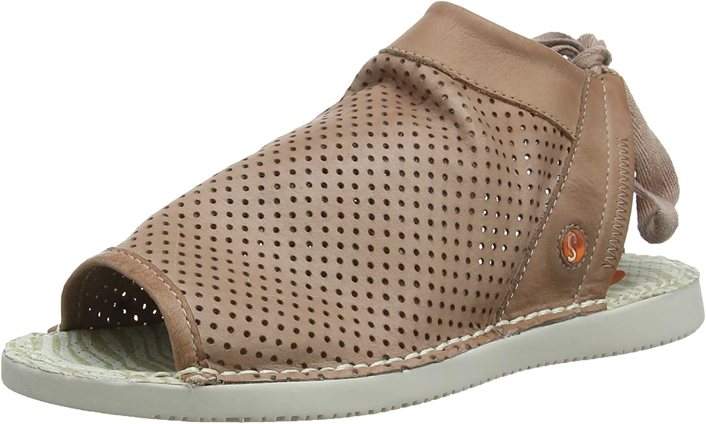 Softinos TRE525000 Washed Leather Womens shoes Nude UK7 EU40 US9 9.5