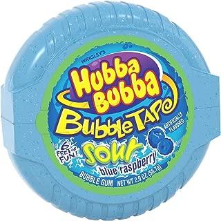 Hubba Bubba Bubble Tape Blue Raspberry Gum - 2CT