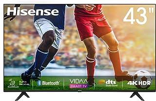 Hisense 43inch 43A7120FS 4K UHD Ultra HD Smart TV VIDAA 3.0 Dolby Vision Blutooth 5.5 Wifi Shahid VIP OSN