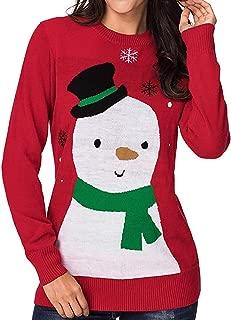 Best sparkly reindeer sweater Reviews