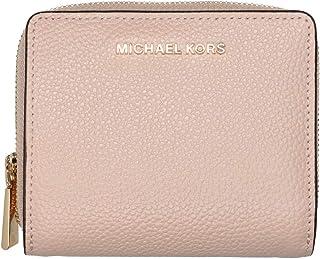 Michael Kors Jet Set Medium Zip Around Wallet , Soft pink
