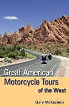 Great American Motorcycle Tours of the West