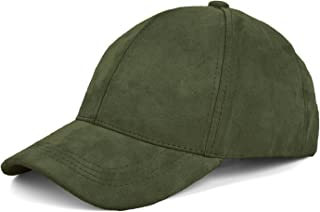 Best khaki leather baseball cap Reviews