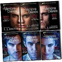 L J Smith Stefans Diaries 6 Books Collection Pack Set (Stefan's Diaries 1: Origins; Stefan's Diaries 2: Bloodlust; Stefan'...