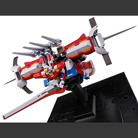 RIOBOT 変形合体 R-3パワード ノンスケール ABS&ダイキャスト製 塗装済み完成品 アクションフィギュア