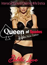 Queen of Spades: Wife's New Tattoo: Interracial, Cuckold, Cheating Wife Erotica (English Edition)