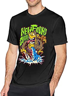 Mens Particular New Found Glory T-Shirt Black