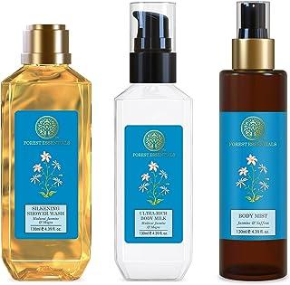Forest Essentials Jasmine Body care Trio