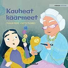Kauheat käärmeet: Finnish Edition of The Scary Snakes
