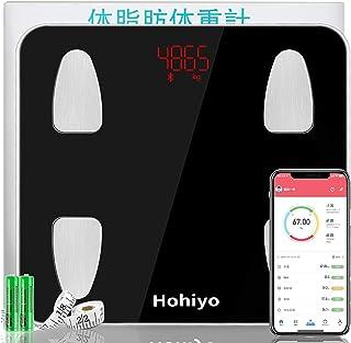 体重計 ランキング,体組成計,体脂肪計,ヘルスメーター,体重/体脂肪率/皮下脂肪/内臓脂肪/筋肉量/骨量/体水分率/基礎代謝量/BMIなど測定可能 計量範囲:2kg-180kg,精度50g Bluetooth対応 iOS/Androidアプリで...