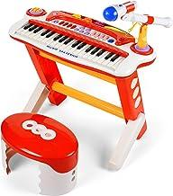 BAOLI 37 Keys Musical Toy Keyboard Multi-Functional Piano In