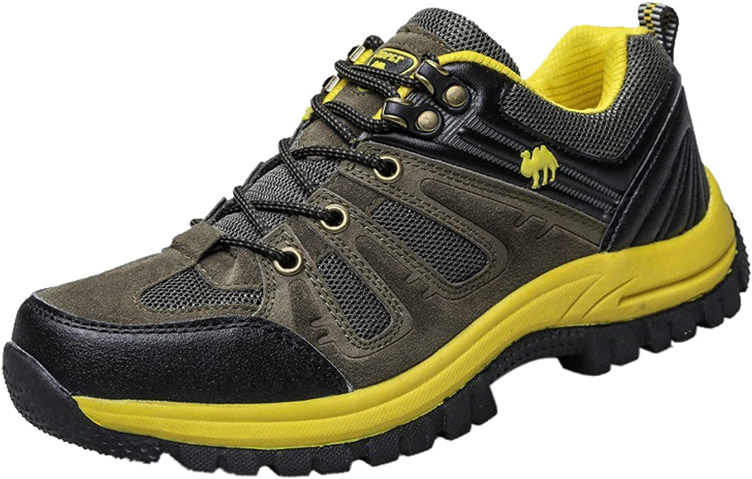 ONCEFIRST Men's Wearproof Hiking shoes