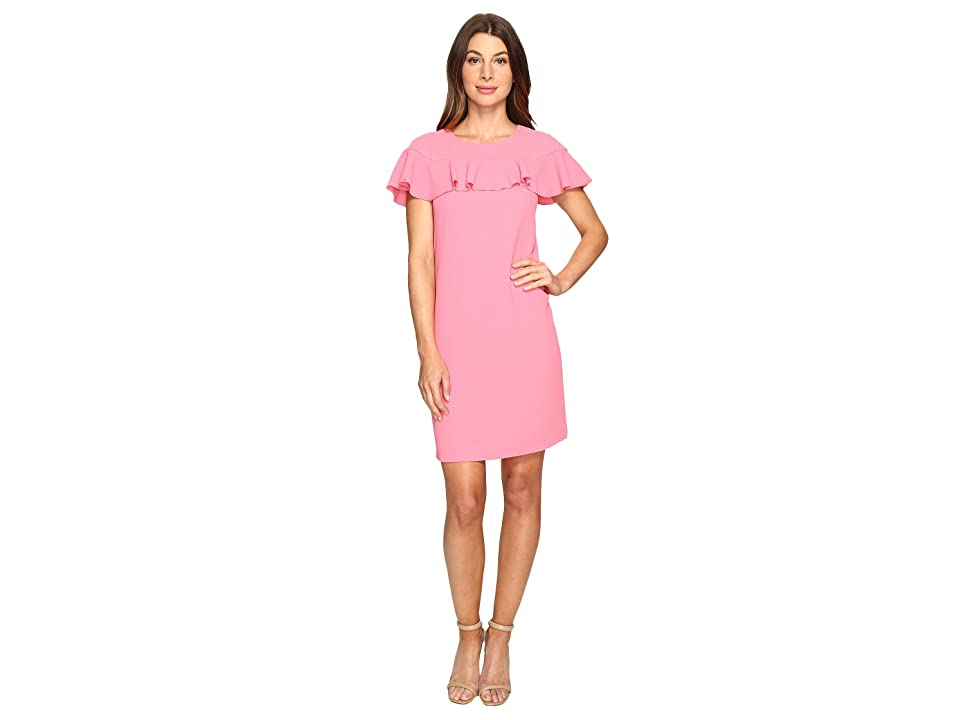 Trina Turk Splash Dress (Guava) Women
