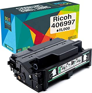 Best Do it Wiser Compatible Toner Cartridge Replacement for 406997 Ricoh SP 4310N SP 4100N SP 4210N SP 4110N | 402809 (15,000 Pages) Review