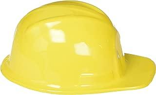 Fun Express Yellow Construction Hats (1 Dozen) - Bulk, Model: IN-25-1615