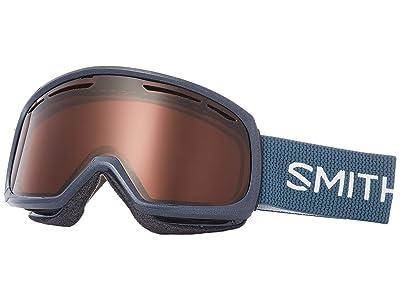 Smith Optics Drift Goggle (Petrol Frame/RC36 Lens) Snow Goggles