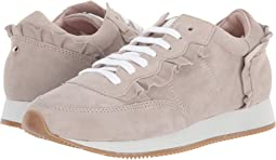 Warm Taupe Kid Suede