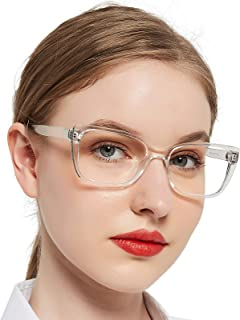 OCCI CHIARI Reading Glasses For Women Oversized Reader 1.0 1.5 2.0 2.5 3.0 3.5 4.0 5.0 6.0